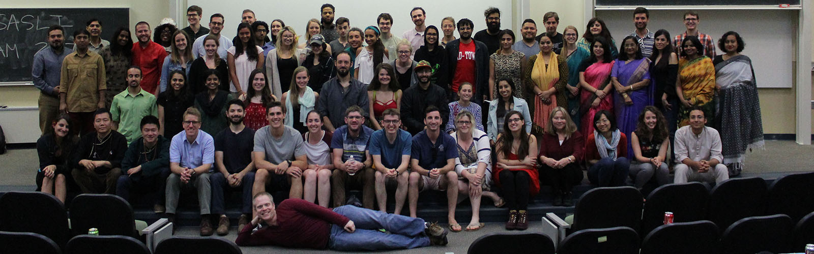 SASLI 2017 Student and Instructor Group Photo